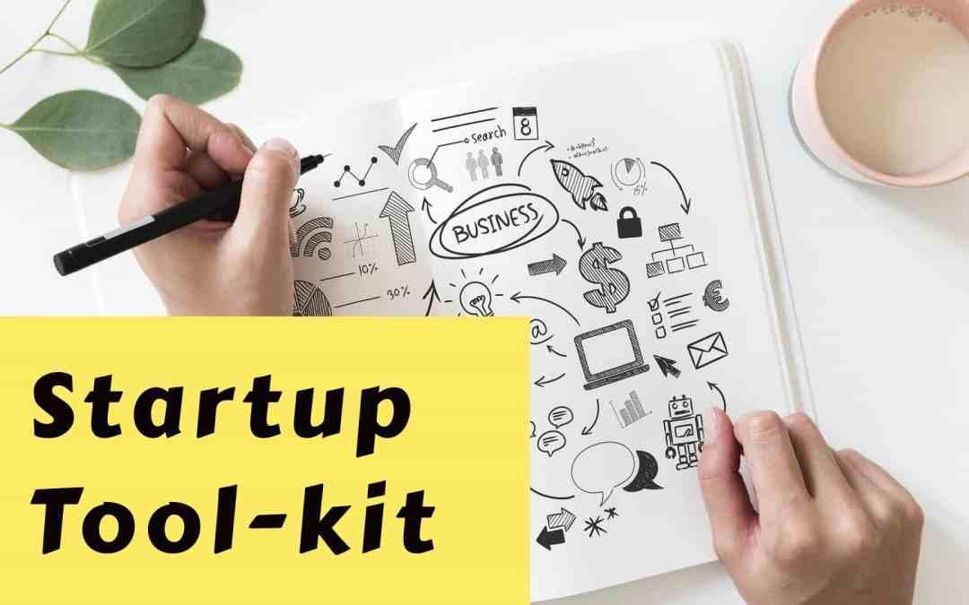 Startup tool kit for entrepreneurs