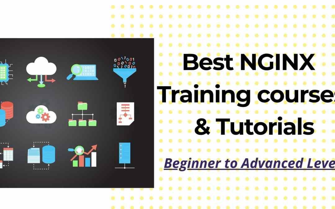 Best NGINX training course & tutorials | Beginner-Advanced