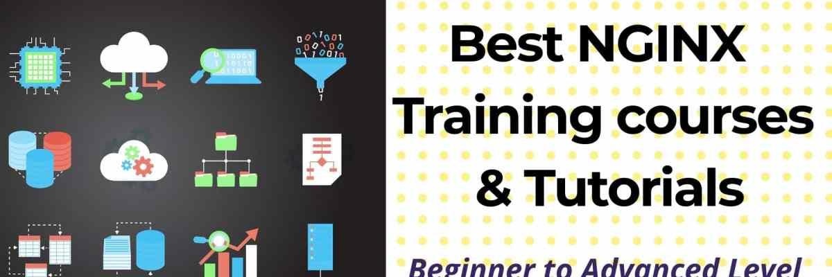 Best NGINX Training courses & Tutorials - Beginner to advanced level