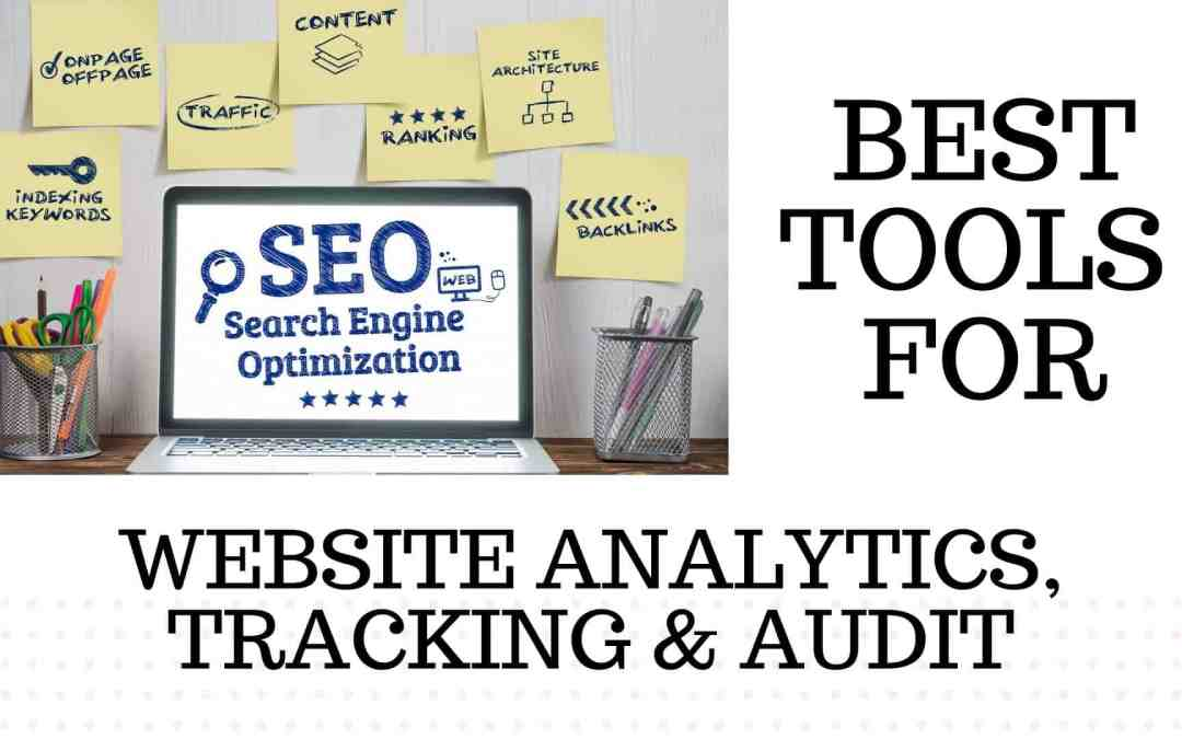Best website analysis, tracking & audit tools | SEO checker