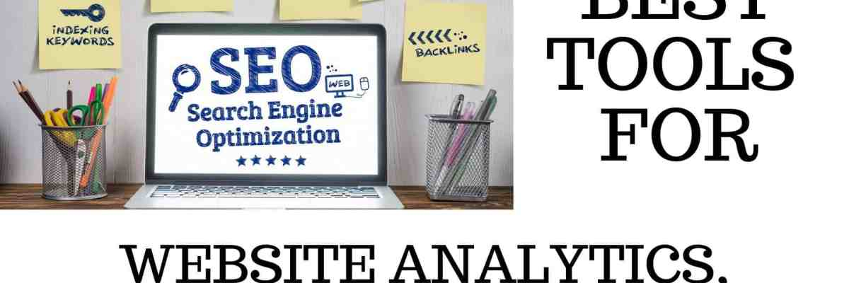 Best website analysis, tracking & audit tools
