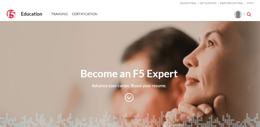 F5 Load Balancer courses learning courses & training