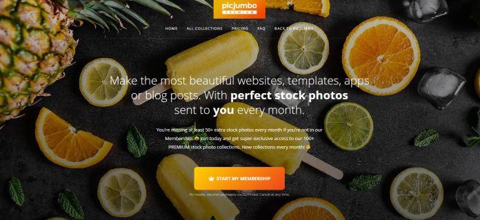 Picjumbo as Shutterstock Alternative