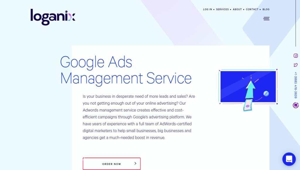 Google Adwords Management Service by Loganix