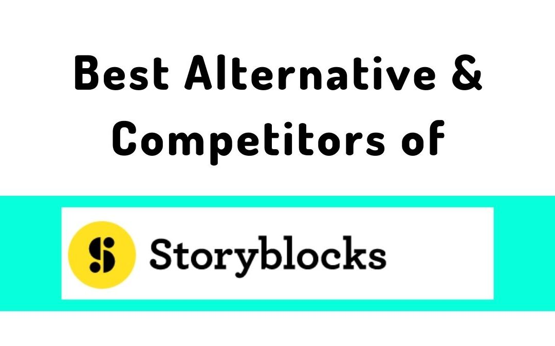Best Storyblocks Alternative & Competitors