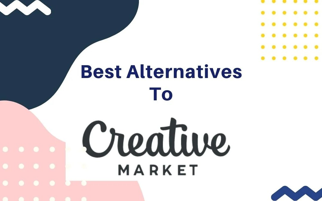 Best Creative Market Alternative & Competitors