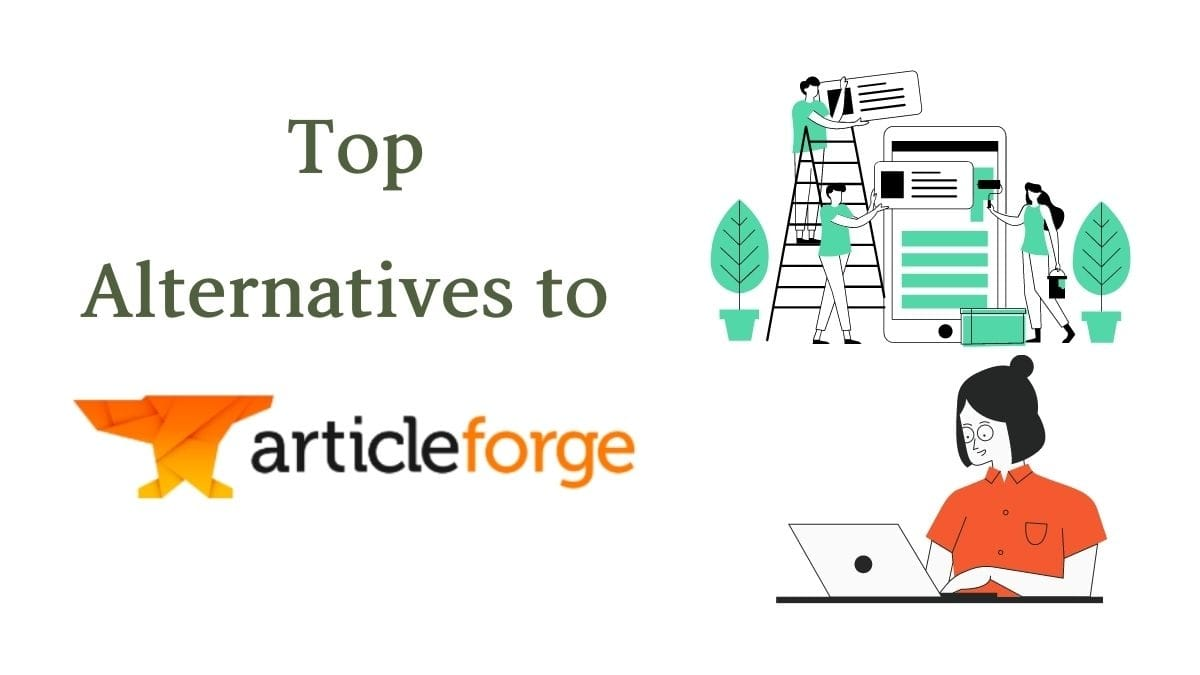 Top Article Forge Alternatives And Competitors