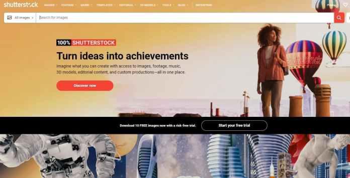 Shutterstock vs Gettyimages