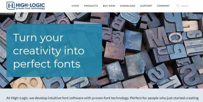 high logic art text generator software