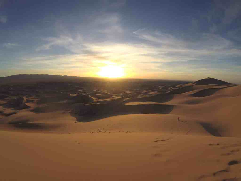 Beautiful sand dunes!