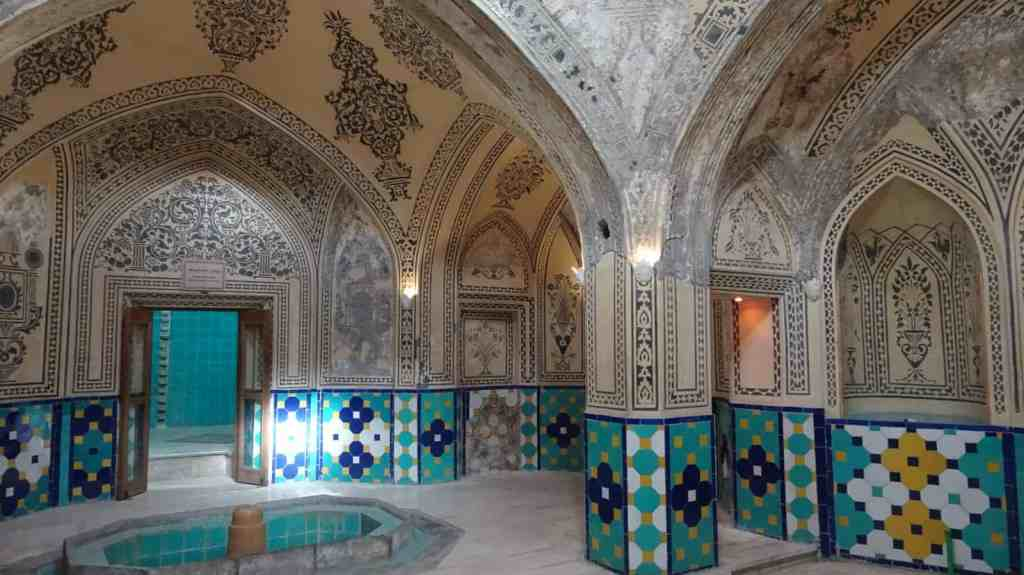 Hammam of Sultan Amir Ahmad