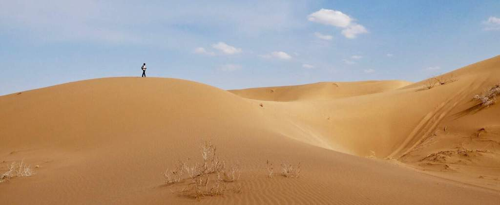 Maranjab desert, photo from backpackertrack.com