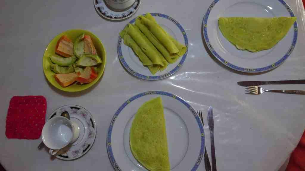 Nuwara Eliya, Little Heaven Restaurant