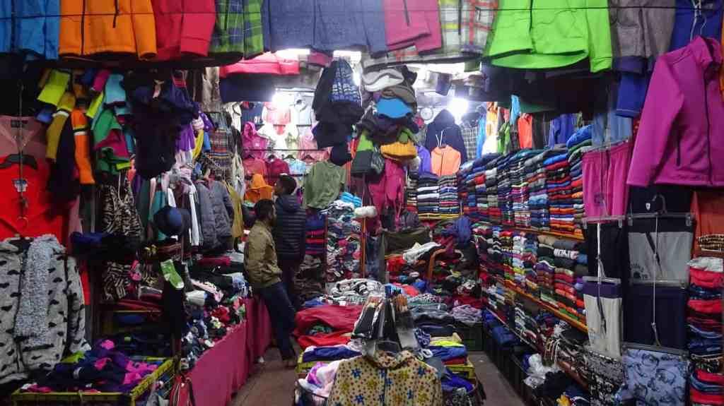 Nuwara Eliya Bale, Winter Bazaar