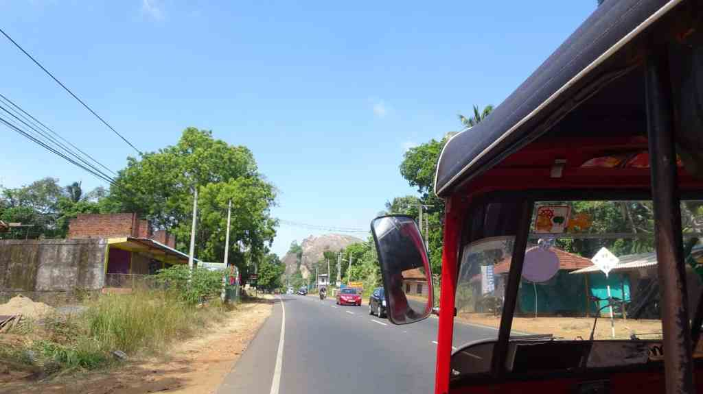 Best things to do in Sri Lanka- Rent your own tuk tuk and roam around the island