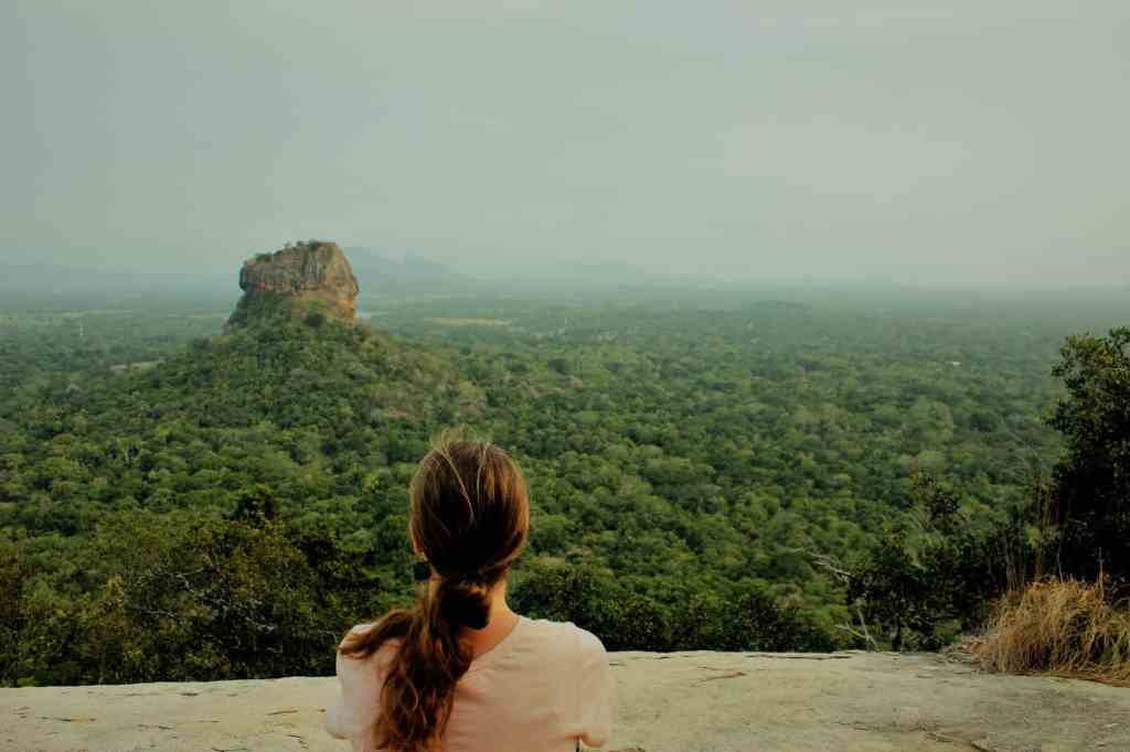 Best things to do in Sri Lanka- Watch the sunset from in Sigiriya