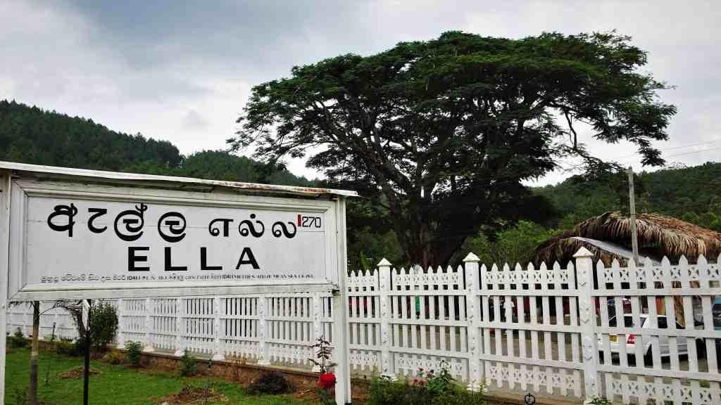 Top experiences in Ella- walk around Ella town