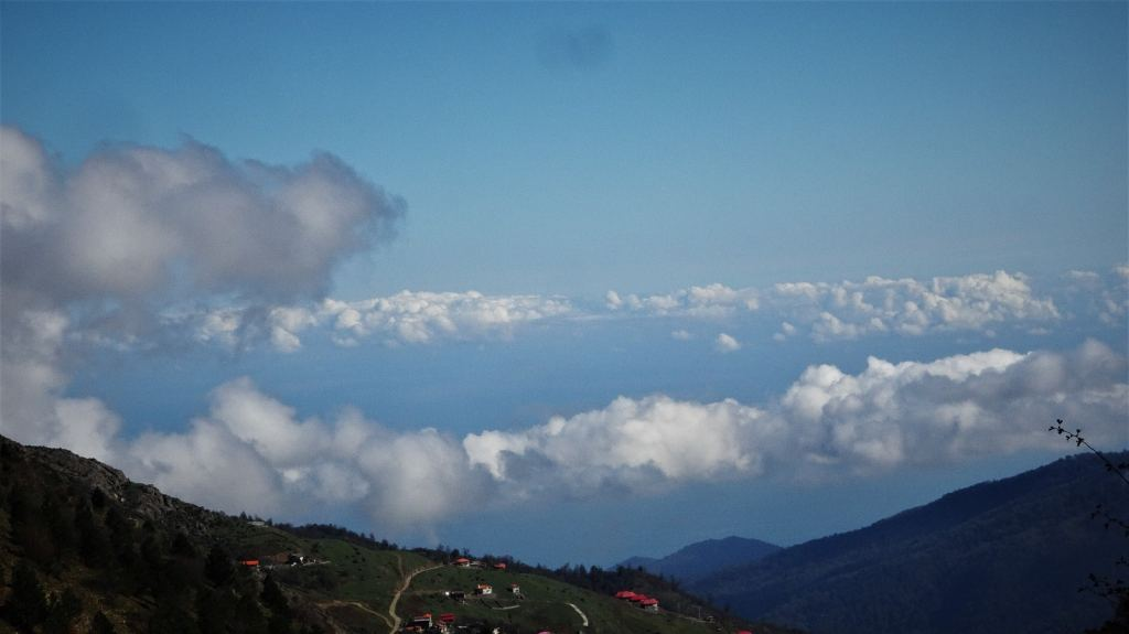 Javaher Deh - village of clouds
