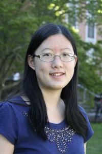 Carlee Joe-Wong (Photo by Steve Schultz)