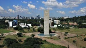 University of São Paulo campus