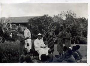 Colonial school 1936