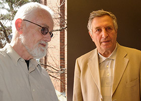 American Mathematical Society awards Steele Prizes to Yakov Sinai, Philip Holmes