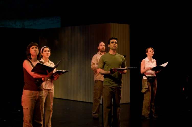 Princeton-born play on climate change