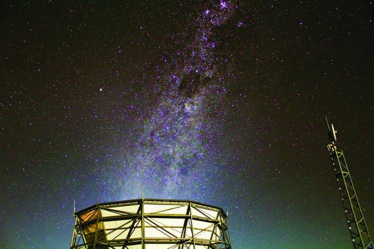Simons Foundation telescope