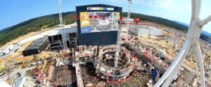 ITER fusion facility