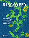 Discovery: Research at Princeton cover