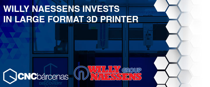 Willy Naessens 3d printer