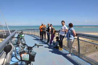 ponte del mare pescara tour