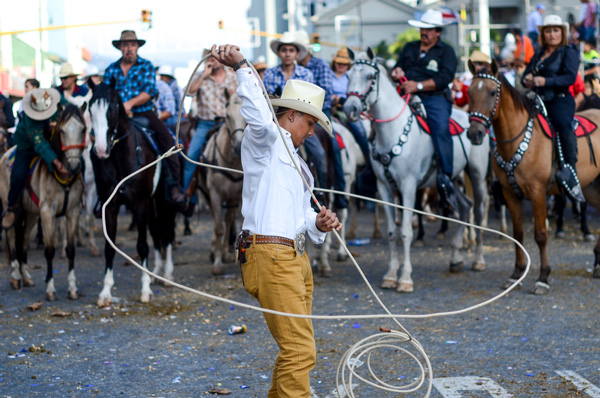 Costa Rica's National Horse Parade attracts thousands to nation's capital
