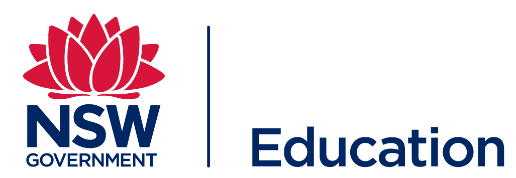 NSW Government Education logo