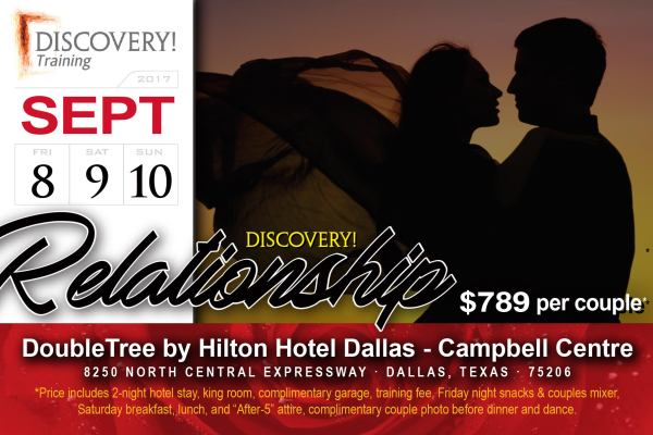 discovery relationship banner