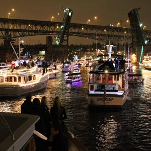 argosy christmas ship festival parade in seattle mv discovery cruises - Argosy Christmas Ships 2014