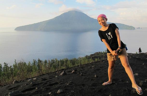 climb krakatoa