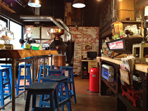 giyanti coffee jalan surabaya