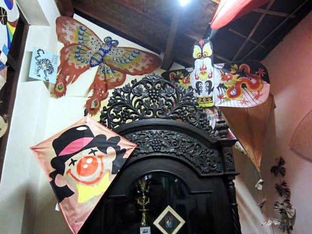 museum di jakarta layang layang indonesia