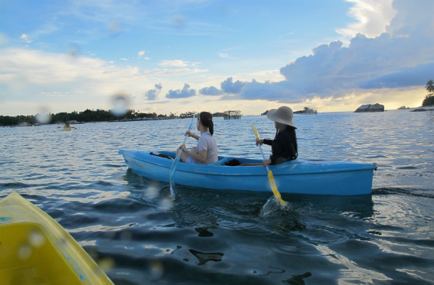 what to do in belitung