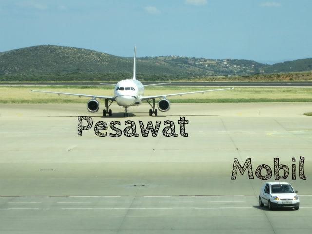 Indonesian Language pesawat