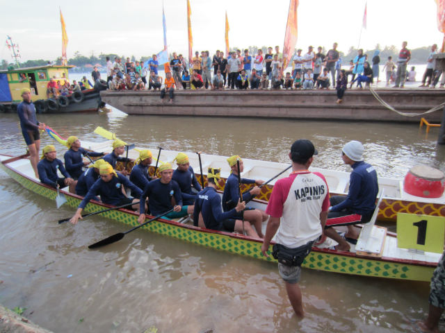 musi triboatton dragon boat