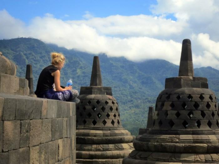 Borobudur temple Jogja