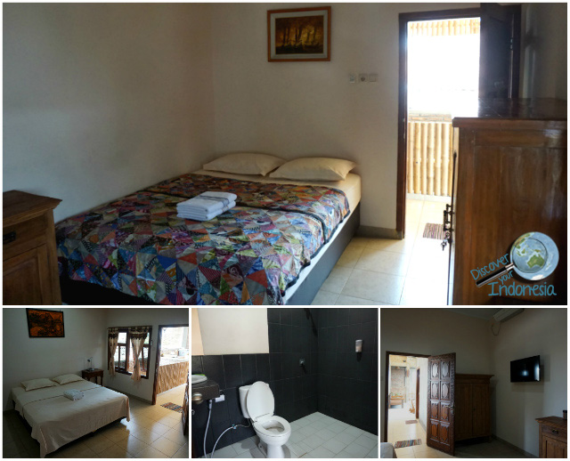 rooms at JogjaDreams