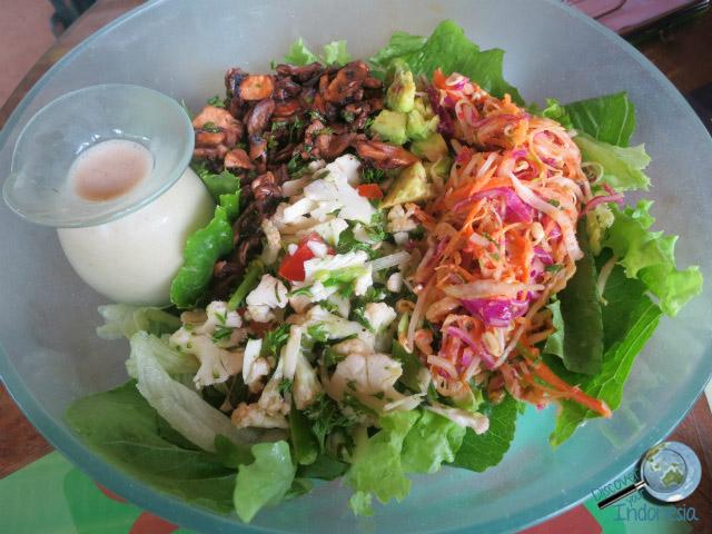 raw food in ubud