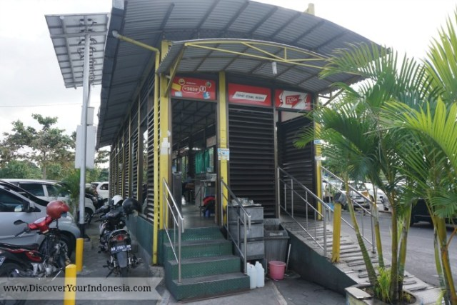 Trans Jogja Shelter Yogya Airport Bus