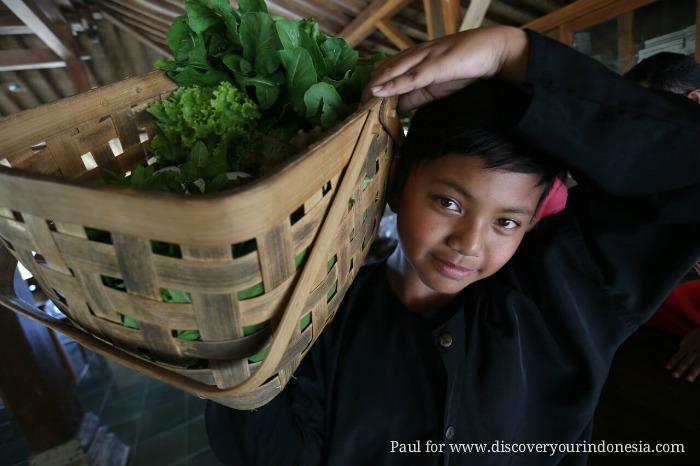 Organic Market Yogya by Paul