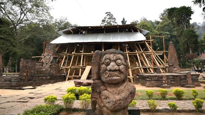 Candi Sukuh day trip from Solo or Yogyakarta