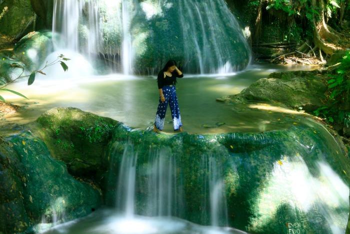 Oehala Waterfall Kupang Soe