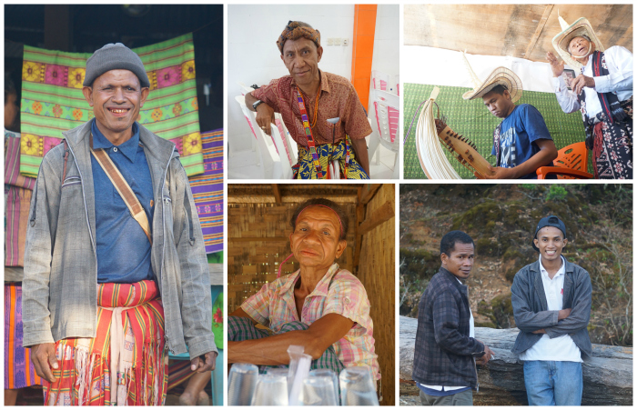 People of NTT